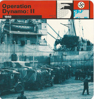 1977 Edito-Service, World War II, #01.14 Operation Dynamo: II