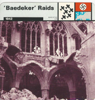 1977 Edito-Service, World War II, #01.15 Baedeker Raids