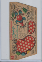 F279-30a Quaker, Circus Puppets, 1951, #3 Zippy The Polka Dot Clown