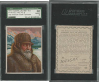 T118 Hassan, World's Greatest Explorers, 1910, Geo Melville, SGC 30