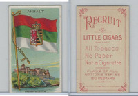 T59 American Tobacco, Flags of all Nations, 1910, Anhalt