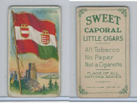 T59 American Tobacco, Flags of all Nations, 1910, Austria
