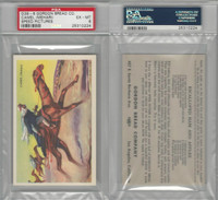 D39-8, Gordon Bread, Speed Pictures, 1941, Camel Mehari, PSA 6 EXMT