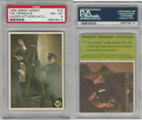 1966 Donruss, Green Hornet, #15 The Criminals' Leader, PSA 8 NMMT