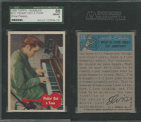 1956 Bubbles Inc, Elvis Presley, #12 Pickin' Out A Tune, SGC 88 NMMT