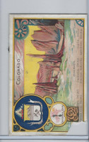 W Card, 1920's, States of the USA, Colorado