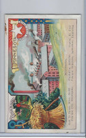 W Card, 1920's, States of the USA, Minnesota