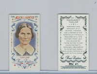 2015 Topps Allen Ginter, First Ladies, #First-11 Margaret Taylor