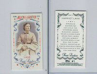 2015 Topps Allen Ginter, First Ladies, #First-14 Harriet Lane