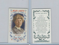 2015 Topps Allen Ginter, First Ladies, #First-25 Ellen Wilson