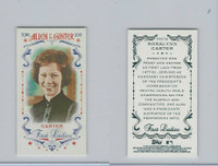 2015 Topps Allen Ginter, First Ladies, #First-36 Rosalynn Carter