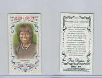 2015 Topps Allen Ginter, First Ladies, #First-41 Michelle Obama