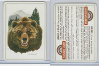 C18-0 Carreras, Wild Animals, 1985, Grizzly Bear