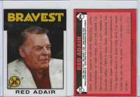 2009 Topps, American Heritage Chrome, #C32 Red Adair