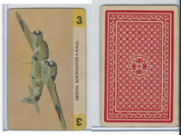 R112-Z Whitman, Zoom Airplane Card, 1941, #3 Bristol Beaufighter, Britain