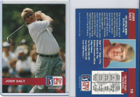 1992 Pro Set Golf PGA Tour, #10 John Daly