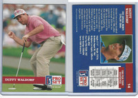 1992 Pro Set Golf PGA Tour, #14 Duffy Waldorf