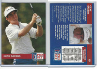 1992 Pro Set Golf PGA Tour, #15 Gene Sauers