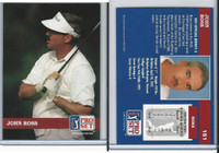 1992 Pro Set Golf PGA Tour, #151 John Ross
