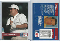 1992 Pro Set Golf PGA Tour, #154 Mark Carnevale