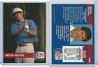 1992 Pro Set Golf PGA Tour, #158 Mitch Adock