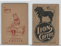 K37 Lion Coffee, Farming Subjects, 1910, HF-13 Baker's Sallie