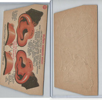 F279-30b Quaker, Circus Masks, 1952, #11 Cy Am The Tatooed Man
