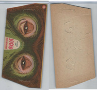 F279-30b Quaker, Circus Masks, 1952, #14 Jocko The Monkey