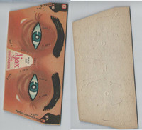 F279-30b Quaker, Circus Masks, 1952, #17 Ajax The Ringmaster