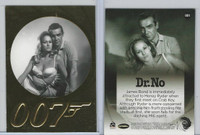 2012 Rittenhouse, James Bond 50 Anniversary, #1 Dr. No