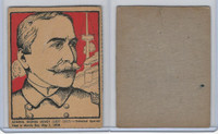 F278-50 Post Cereal, Famous North Americans, 1930's, Admiral Dewey