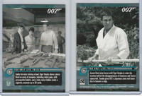 2011 Rittenhouse, James Bond Mission Logs, #14 You Only Live Twice