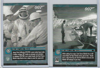 2011 Rittenhouse, James Bond Mission Logs, #15 You Only Live Twice