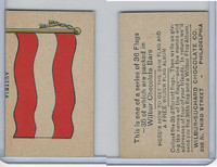 R51-2 Wilbur-Suchard Chocolate, Flags, Ser. 36, 1930's, Austria