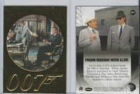 2012 Rittenhouse, James Bond 50 Anniversary, #11 From Russia with Love