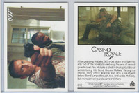 2014 Rittenhouse, James Bond Archives, #12 Casino Royale