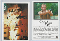 2014 Rittenhouse, James Bond Archives, #13 Casino Royale