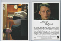 2014 Rittenhouse, James Bond Archives, #16 Casino Royale