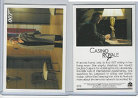 2014 Rittenhouse, James Bond Archives, #19 Casino Royale
