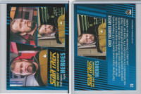 2013 Rittenhouse, Star Trek Next Generation H&V, #20 Chief Engineer Argyle