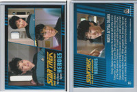 2013 Rittenhouse, Star Trek Next Generation H&V, #21 Nurse Alyssa Ogawa