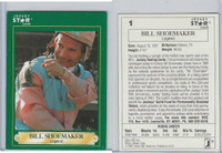 1991 Horse Star, Jockey Star, #1 Bill Shoemaker