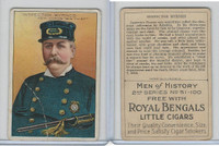T68 ATC, Heroes/Men of History, 1912, Byrnes, Inspector