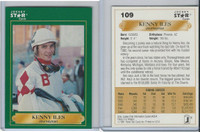 1991 Horse Star, Jockey Star, #109 Kenny Iles