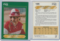 1991 Horse Star, Jockey Star, #125 Daron Long