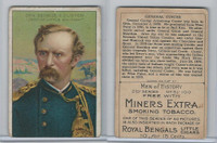 T68 ATC, Heroes/Men of History, 1912, Custer, George (Trimmed)