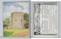 U14-51 United Tobacco, Our South Africa, 1938, #107 Tower, Fort Beaufort