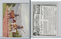 U14-51 United Tobacco, Our South Africa, 1938, #114 Natives Traveling by Oxen