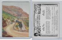 U14-51 United Tobacco, Our South Africa, 1938, #117 Montagu Pass