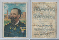T68 ATC, Heroes/Men of History, 1912, Emmanuel, Victor of Italy
